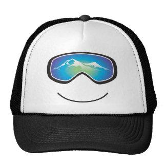 Happy Skier/Snowboarder Hat