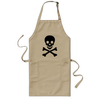 Happy Skull Aprons