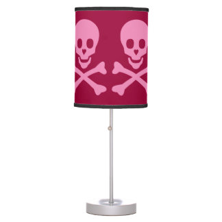 Happy Skull Desk Lamps