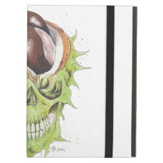 happy skulls case for iPad air
