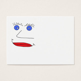 Happy Smile Business Card