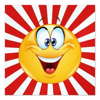 HAPPY SMILE Invitation - SRF