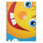 Happy smile notebook