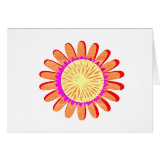 HAPPY Smile SURYA SUN Chakra Flower NVN285 FUN Card