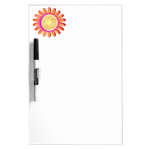 HAPPY Smile SURYA SUN Chakra Flower NVN285 FUN Dry Erase Boards