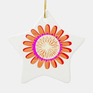 HAPPY Smile SURYA SUN Chakra Flower NVN285 FUN Christmas Tree Ornament