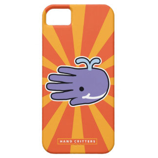 Happy Smile Whale iPhone 5 Covers
