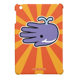 Happy Smile Whale Cover For The iPad Mini
