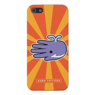 Happy Smile Whale Case For iPhone 5