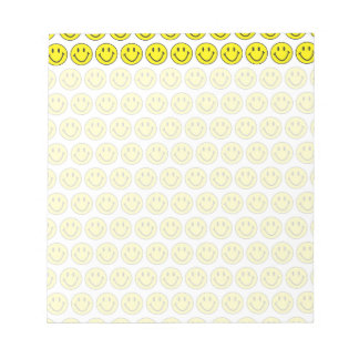 Happy Smiles Notepad