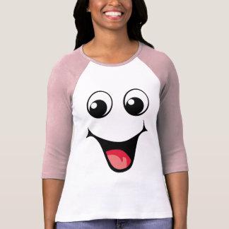 Happy Smiley Emoticon T-Shirt