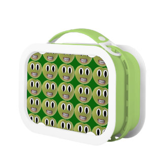 Happy Smiley Lima Beans Lunch box