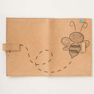 Happy Smiling Jolly Bee Journal