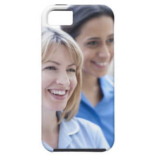 Happy smiling nurses. iPhone SE/5/5s case