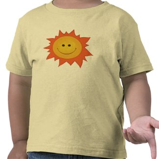 Happy Smiling Sun