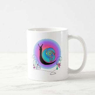 Happy Snail Coffee Mug