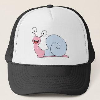 HAPPY SNAIL TRUCKER HAT