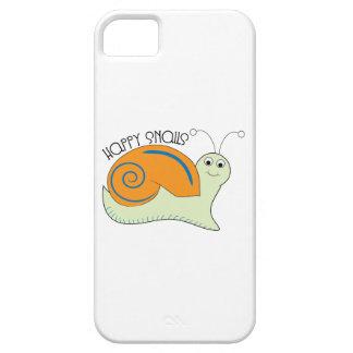 Happy Snails iPhone 5 Case