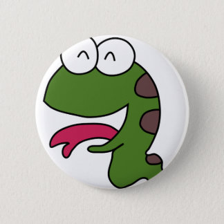 Happy Snake Button