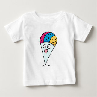 Happy Snow Cone Baby T-Shirt