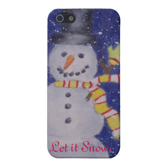 Happy Snow iPhone 5/5S Case