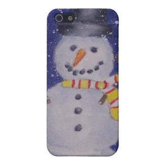 Happy Snow iPhone 5C Case