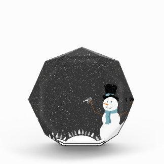 Happy Snowman - Christmas/Holiday Design Award