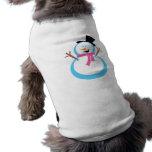 Happy Snowman Pet Clothing