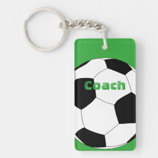 Happy Soccer by The Happy Juul Company Keychain