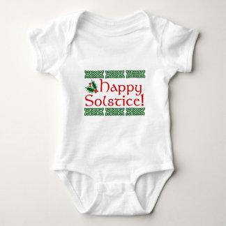 Happy Solstice Baby Bodysuit
