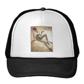 Happy Soviet Worker 1919 Trucker Hat