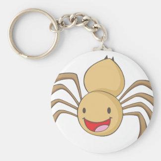 Happy Spider Keychain