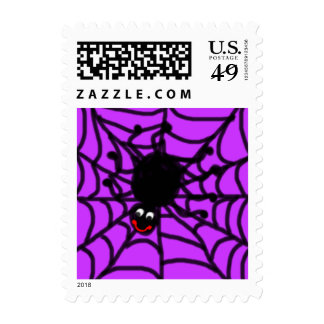 Happy Spider Postage