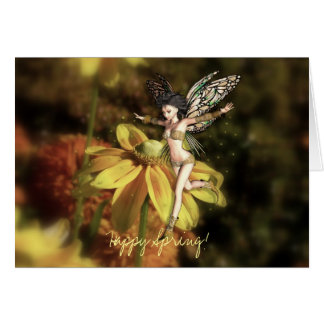 Happy Spring! Stationery Note Card