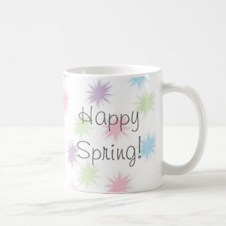 Happy Spring! Coffee Mug