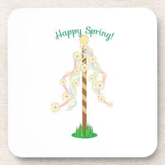 Happy Spring Coaster