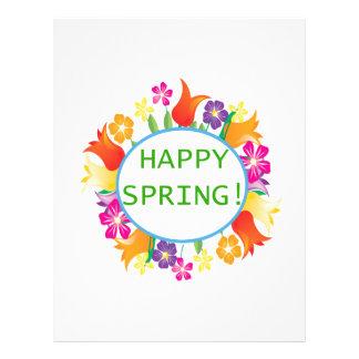 Happy Spring Flyer