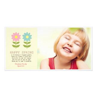 Happy Spring Friendship Card