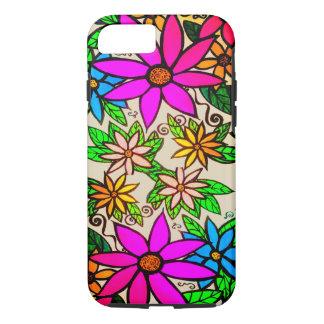 HAPPY SPRING!! HAPPY FLOWERS!! iPhone 8/7 CASE