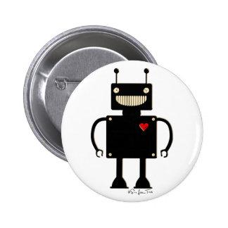 Happy Square Robot 1 Pins