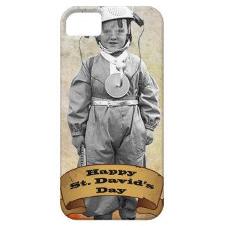 Happy St David's day iPhone 5 Cases