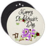 Happy St Day Button