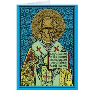 Happy St. Nicholas Day! Card