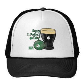 Happy St Paddy s Day Mesh Hat