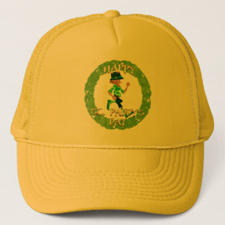 """Happy St.Paddy's Day"" Cap"