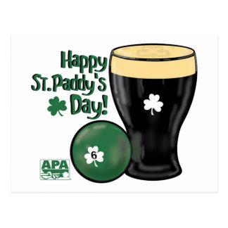Happy St. Paddy's Day Postcard