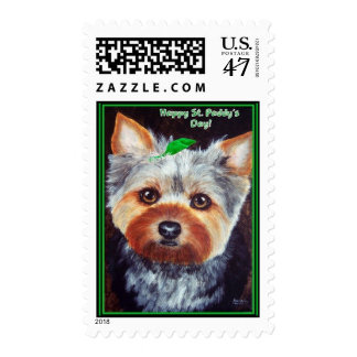 Happy St. Paddy's Day! Stamp