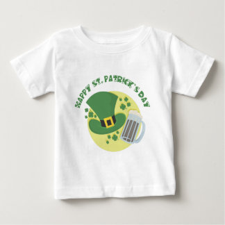 Happy St. Pat's Day Baby T-Shirt