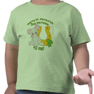 Happy St. Patrick's Birthday to Me! T-shirts
