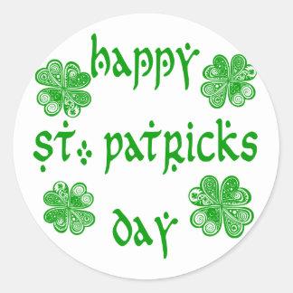 Happy St. Patricks Day /1 Stickers